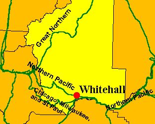 I Think That Whitehall Is A Nice Place Because It Is A Pretty Place We Live In The Rocky Mountains And Have Many Rivers And Streams Near Us